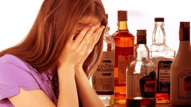 Frauen Alkohol